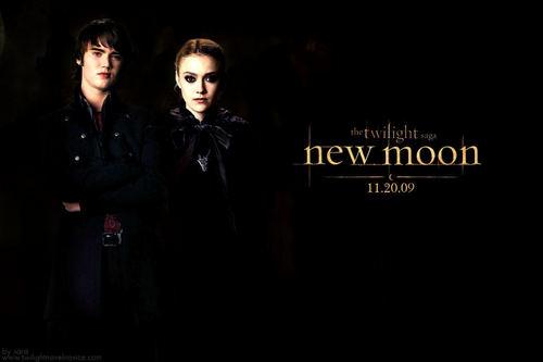 New Moon Fanart door Sara