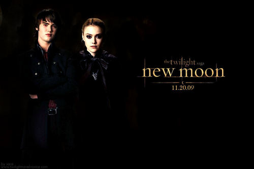 New Moon Fanart द्वारा Sara