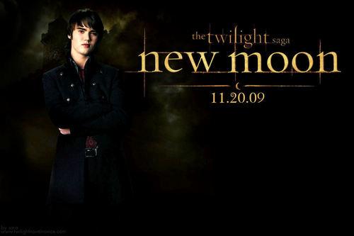 New Moon Fanart por Sara