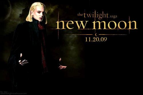 New Moon Fanart da Sara