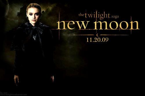 New Moon Fanart sa pamamagitan ng Sara