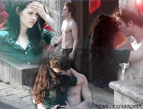 New Moon Fanart by Sara
