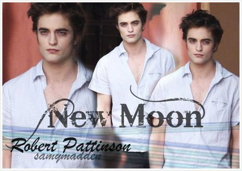 New Moon Fanart par Sara