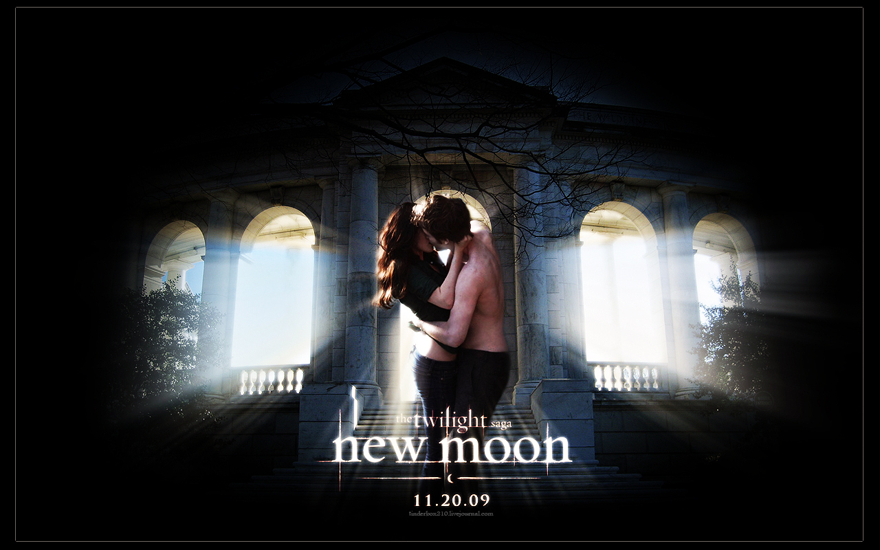 New Moon Fanarts Scenes