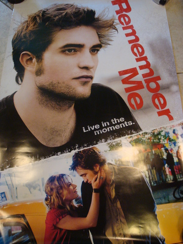 New Remember Me Poster From The US DVD