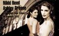 ashley-greene - Nikki Reed&Ashley Greene eclipse UK premiere wallpaper