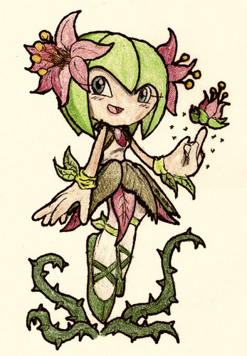 No.26 Cosmo the Seedrian