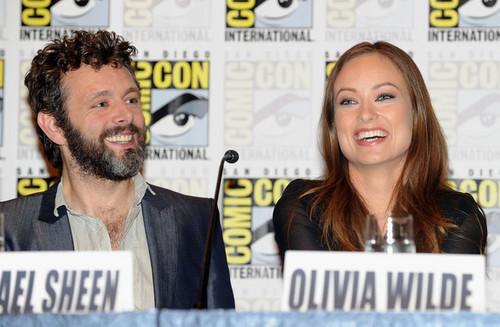 Olivia Wilde @ Comic-Con 2010