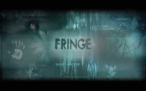 Fringe wallpaper called Opening Credits Wallpaper