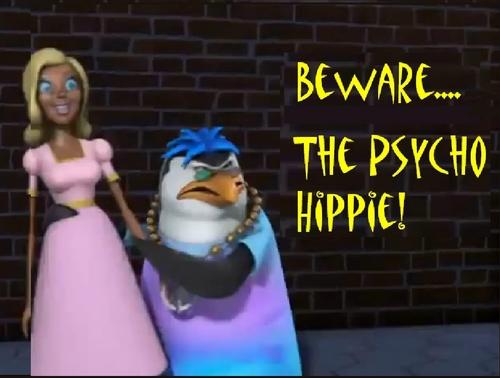 Psycho Hippie