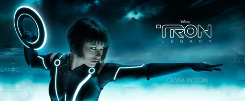 Quorra wallpaper titled Quorra posters - TRON: Legacy