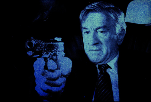 Machete wallpaper entitled Robert Deniro as Senator McLaughlin