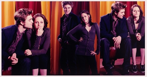 Robert Pattinson & Kristen Stewart वॉलपेपर called Robsten Picspam