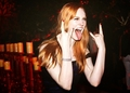 Rock on - deborah-ann-woll photo