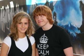 Romione - 04.07.07: Order of the Phoenix Paris Photocall