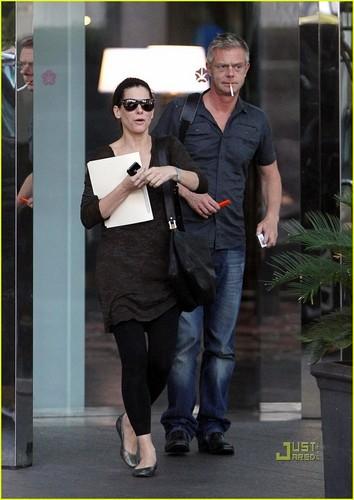 Sandra Bullock: Meeting with Stephen Daldry!