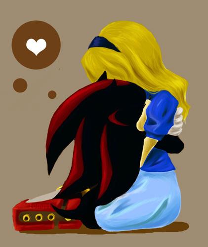 Shadmaria - hug me...