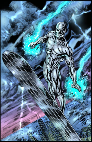 Silver Surfer Images Wallpaper And Background Photos