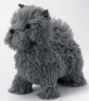 Soft Toy Toto