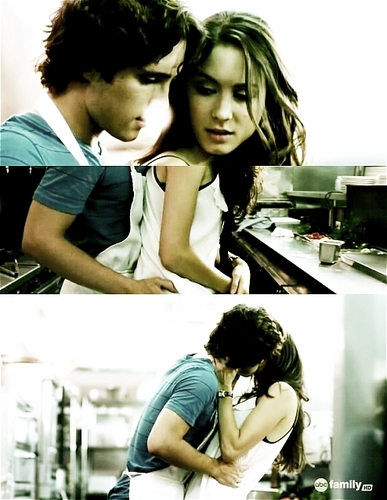 Spencer and alex