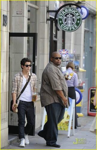 Starbucks Londres 19/7
