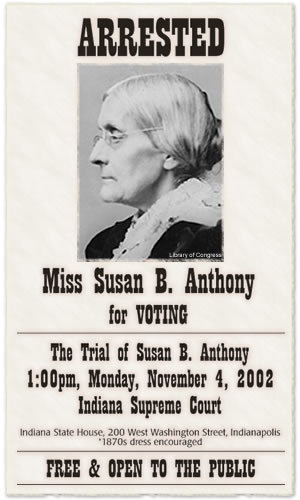 Feminism wallpaper entitled Susan B. Anthony