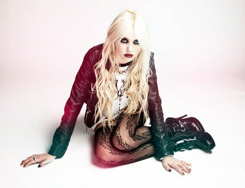 Taylor Momsen - MTV litrato Shoot
