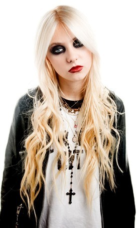 Taylor Momsen - MTV foto Shoot