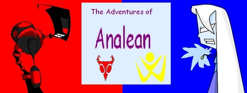The Adventures of analean banner