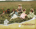 The Bennet Women - pride-and-prejudice wallpaper
