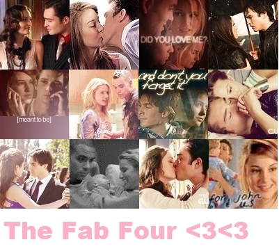 The Fab Four!!!!