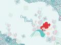 disney-princess - The Little Mermaid wallpaper