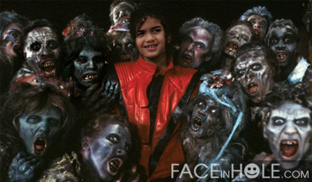 The New Face of Thriller 2010 !