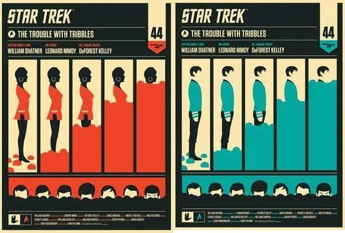 bintang trek series original wallpaper titled The Trouble With Tribbles