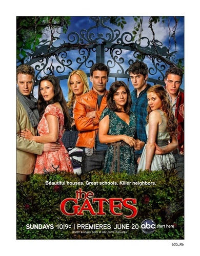 The gates: Cast