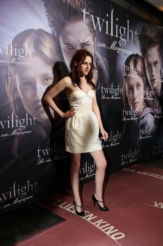 Tour Promocional Twilight