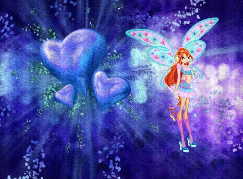 winx club wallpapers the winx club photo 14087629