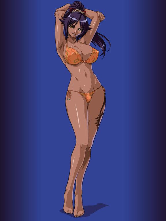 Yoruichi Sexi