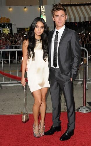 Zac & Vanessa @ Charlie St. ulap LA Premiere