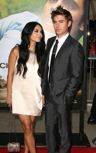 Zac & Vanessa @ Charlie St. 雲, クラウド LA Premiere