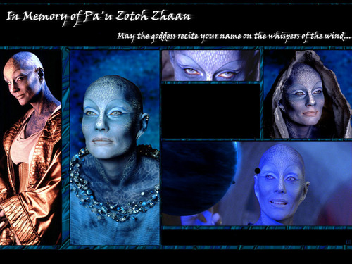Zhaan - farscape Photo