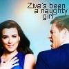 Ziva's Been A Naughty Girl