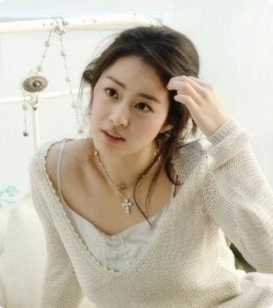 beautiful kim tae hee