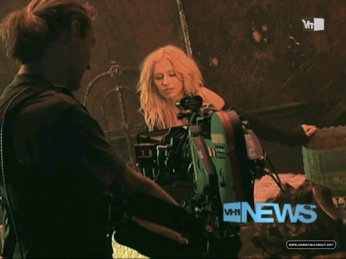 christnina on Vh1 news ..her new album - christina-aguilera Photo