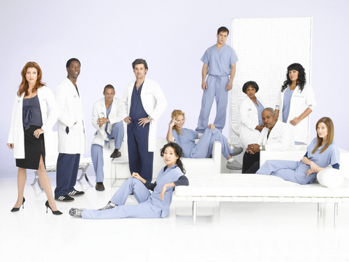 Grey's Anatomy wallpaper titled greys anatomy