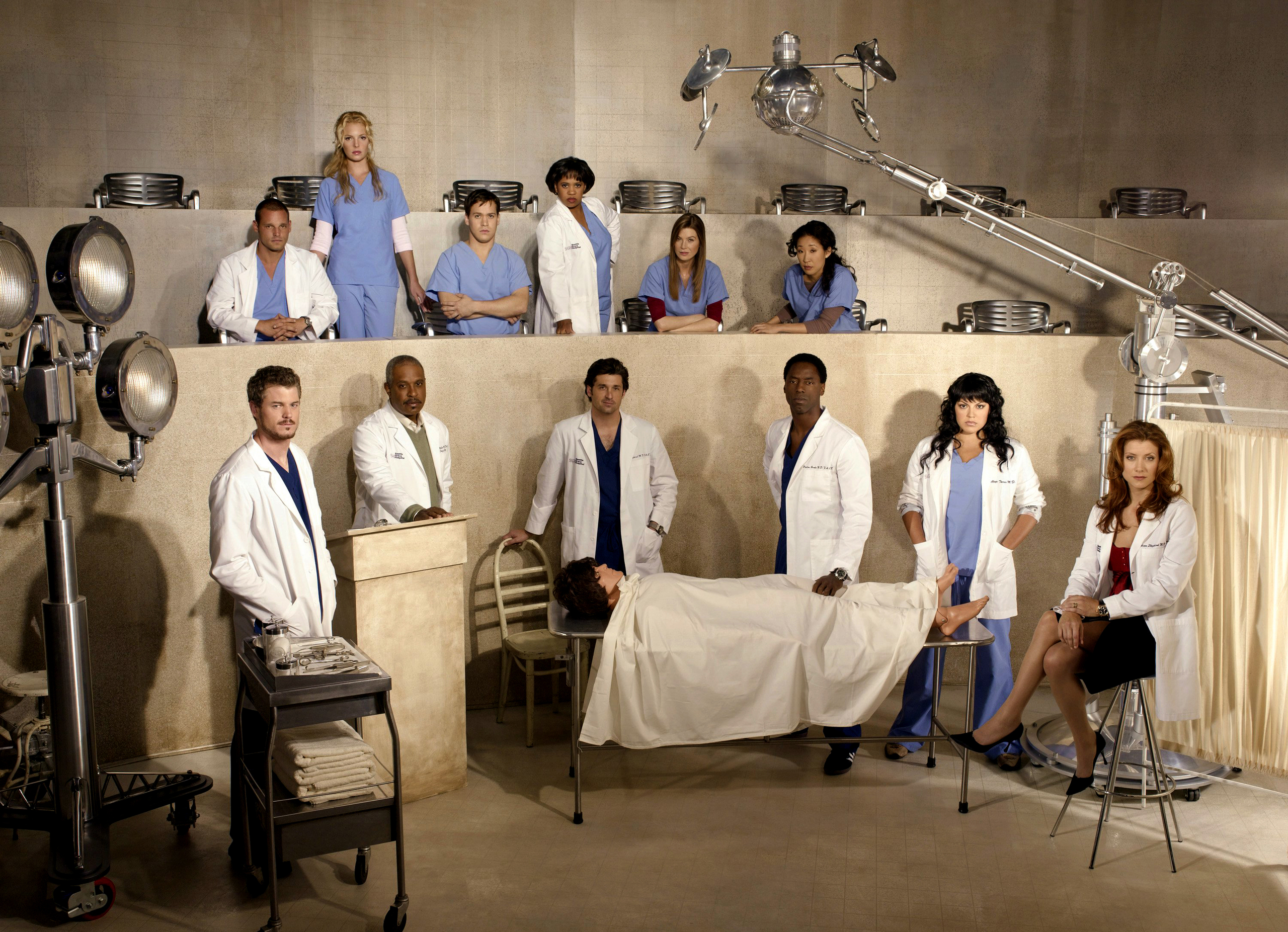 greys anatomy - Grey's Anatomy Photo (14052693) - Fanpop