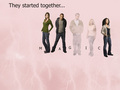 interns - greys-anatomy wallpaper