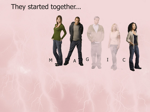 Grey's Anatomy wallpaper titled interns