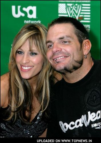 Jeff Hardy & Lillian
