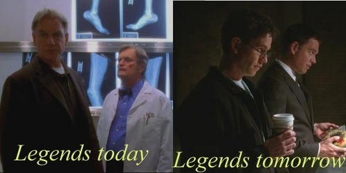 legends - ncis Fan Art